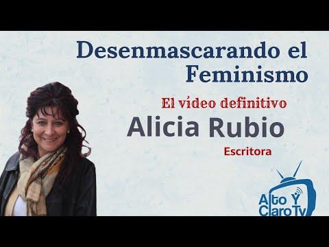 El feminismo actual está financiado por el NOM y por un Estado cada vez más totalitario_Alicia Rubio