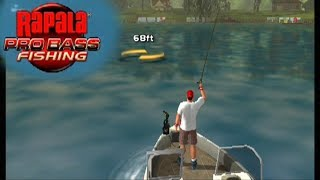 Rapala Pro Bass Fishing ... (PS2)