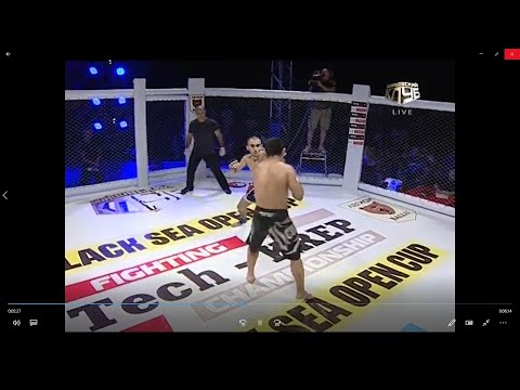 Владимир Егоян vs. Вартан Асатрян | Vladimir Egoyan vs. Vartan Asatryan | TKFC