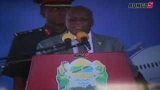 Rais Magufuli amjibu Makonda 'nataka uje uwe mkubwa zaidi yangu'