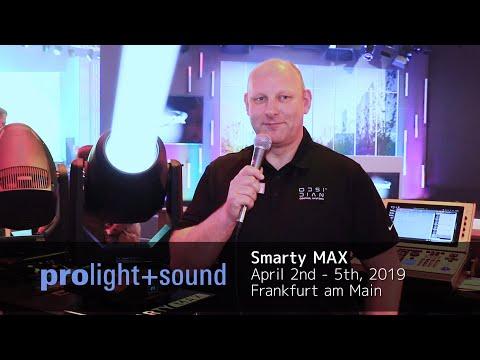 Elation Professional - Smarty Max @ prolight+sound 2019