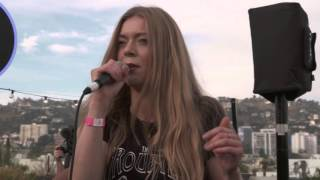 "MK & Becky Hill - ""Piece Of Me"" (LIVE for BBC Radio 1 Pete Tong in LA)"