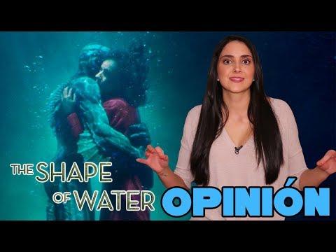 The Shape of Water - Opinión con SPOILERS