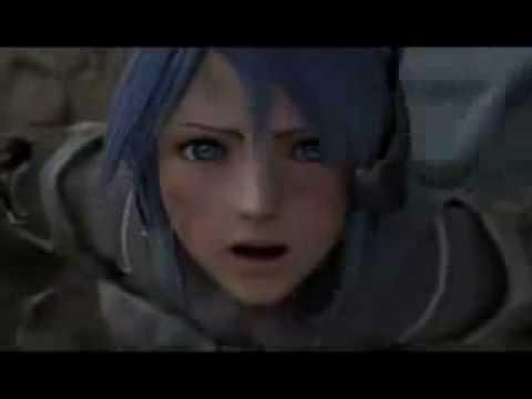 AMV: Kingdom Hearts BBS Trailer (Eric Prydz - Pjanoo / REMIX)