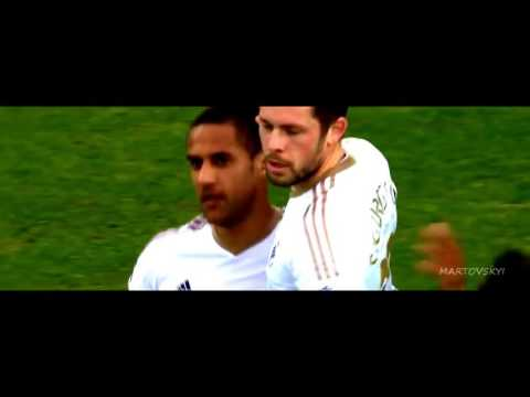 Gylfi Sigurdsson   ALL GOALS for Swansea   2015 16 HD   English Commentary