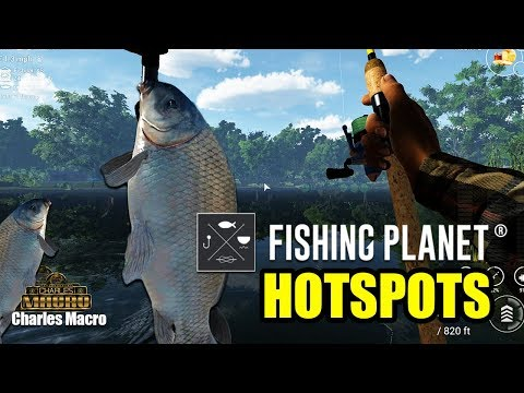 BEST HOTSPOT | LONE STAR LAKE | SMALLMOUTH BUFFALO | PICKEREL | XP GRIND | Fishing Planet | Ep. 3
