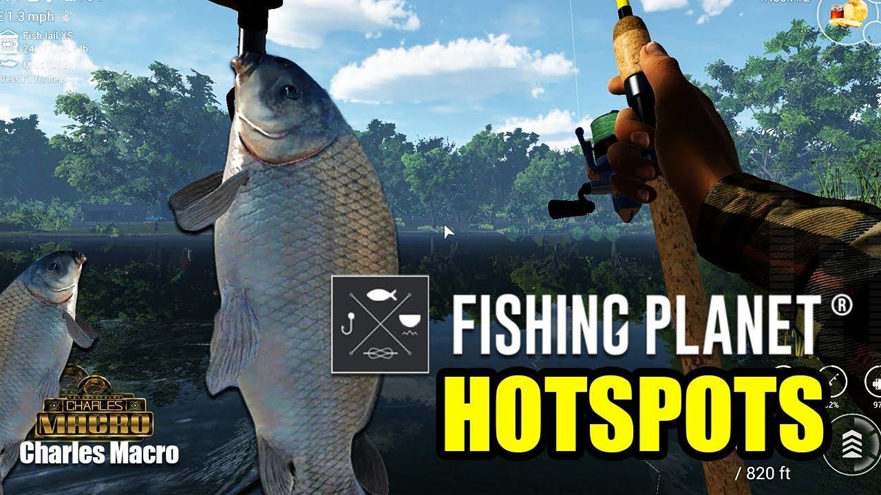 BEST HOTSPOT | LONE STAR LAKE | SMALLMOUTH BUFFALO | PICKEREL | XP GRIND |  Fishing Planet | Ep  3