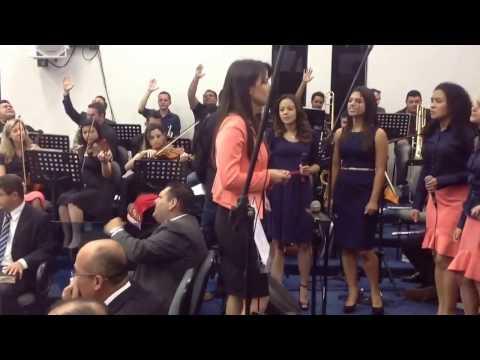 Pra Sempre - Avivah - Orquestra Paz Real e Grupo de Jovens Unidos Por Cristo - IEADC Vera Cruz