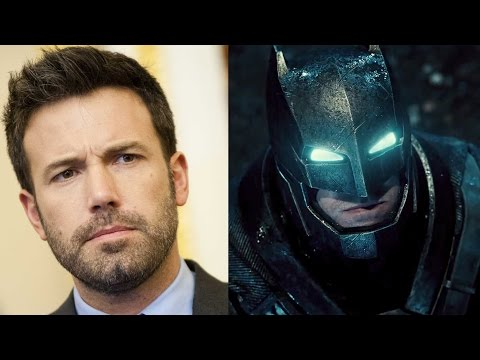 Ben Affleck Directing Batman Solo Movie and Co-Writing With Geoff Johns