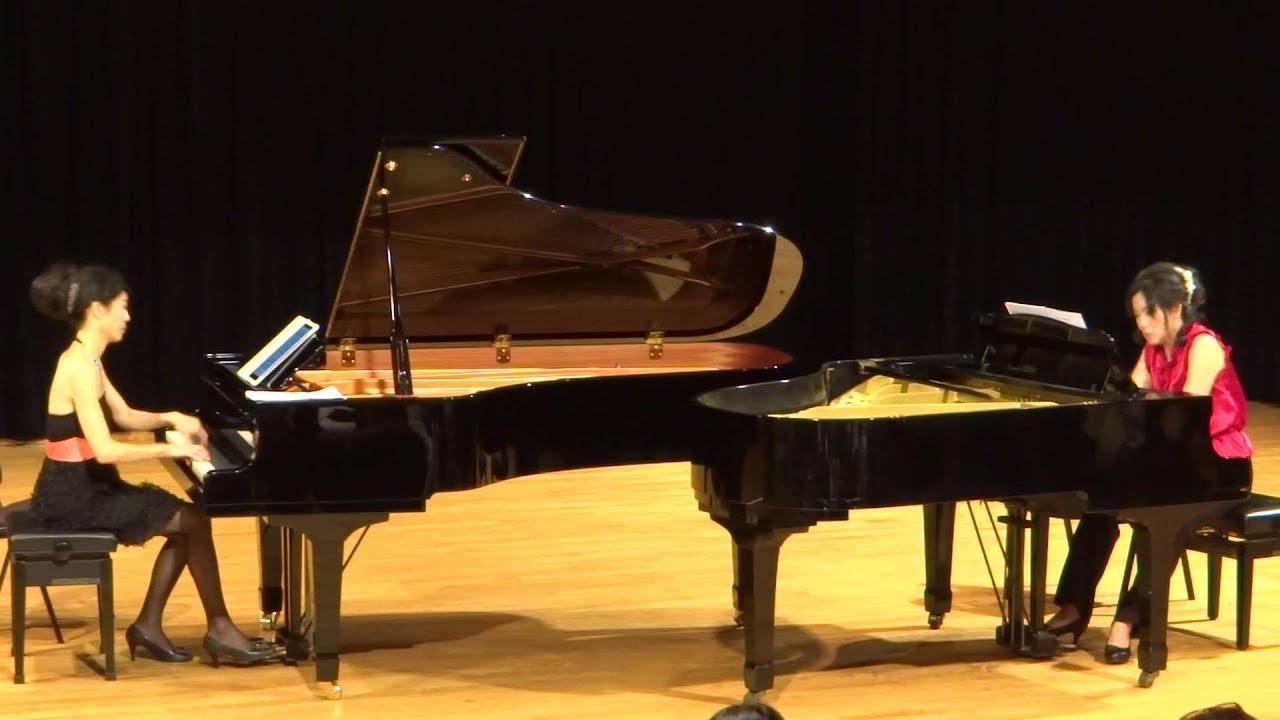 莫札特 C大調鋼琴奏鳴曲 第一樂章 安可曲(二) - YouTube