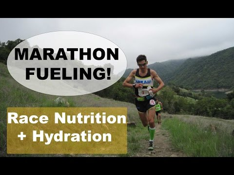 MARATHON HYDRATION-NUTRITION TIPS FOR ALL RUNNERS | Sage Coaching Advice