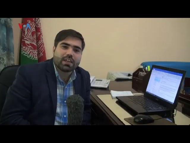 VOA Pashto Auto Spare Parts- #گزارش_سافتویر_مارگ_در_بخش_پرزه_فروشی_از_صدای_امریکا!