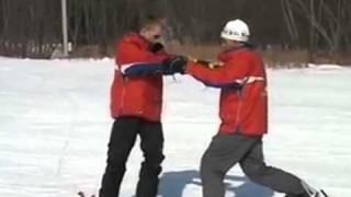 Обучение катанию на сноуборде. Часть 2