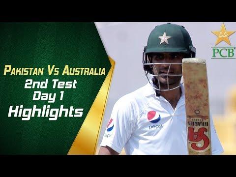 Pakistan Vs Australia | Highlights | 2nd Test Day 1 | PCB thumbnail