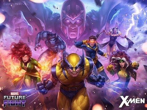X-Men Epic Quest - Marvel Future Fight