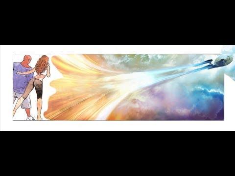 Milo Manara's The History Of Mankind [Star Trek Alternate Ending]