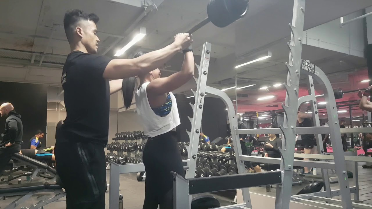 Kala 35kg Strict Press