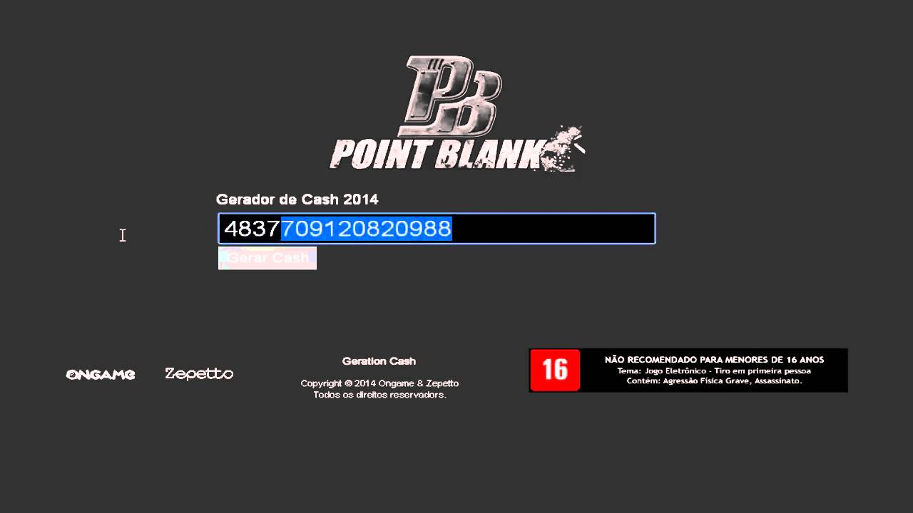 point blank cash generator download - Symphoniae fr