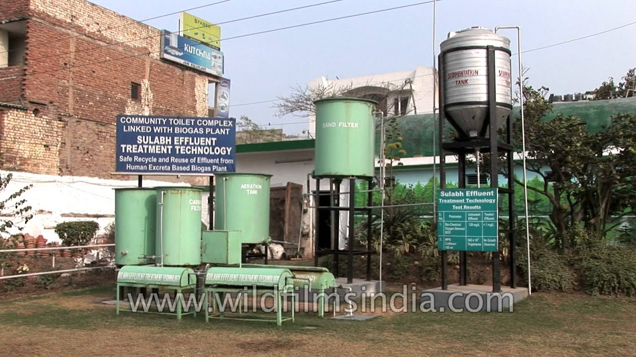 Definition Of Biogas Energy Etfs Large Plant Bio Gas Diagram The Effects Cooking With Sewage Treatment Linked Sulabh International Museum Delhi You