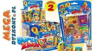 Super Zings ⚡ 2 seria ⚡ Profesor K  Nowi bohaterowie