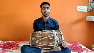 Dholak Tutorial #90 On Dholak || Mashup Part -2