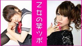 清水麻里&滝沢ゆんりの二人が繰り広げるお笑い芸人×アイドルによるシュ...