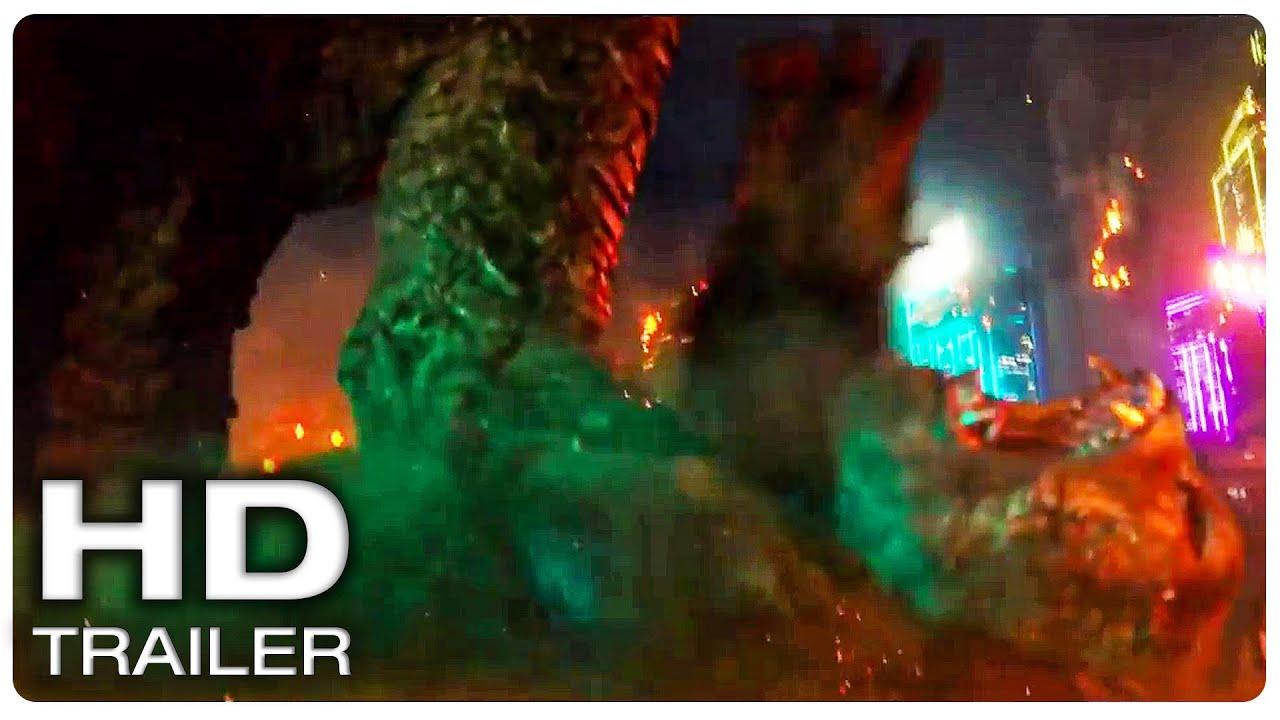 """GODZILLA VS KONG """"Godzilla Steps On Kong"""" Trailer (NEW 2021) Monster Movie HD"""