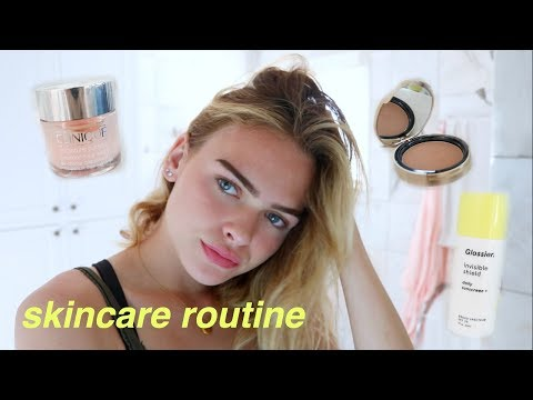 My Daily Skincare Routine & Fresh Makeup for the Summer |Summer Mckeen