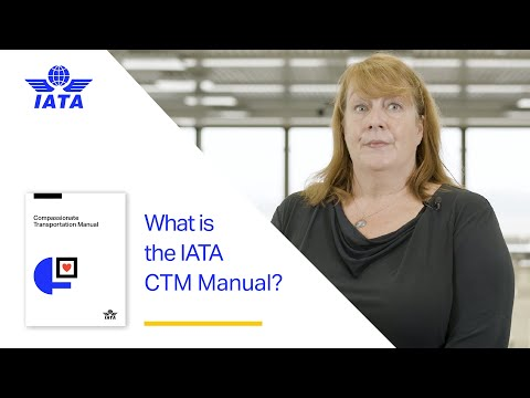 The 2022 changes in the 2nd edition of the IATA Compassionate Transportation Manual