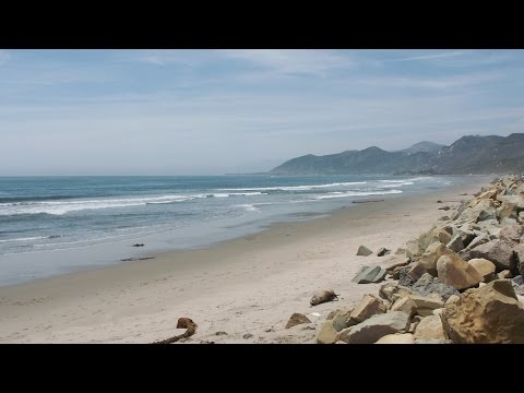 Pacific Coast Highway and 17-Mile Drive California Road Trip