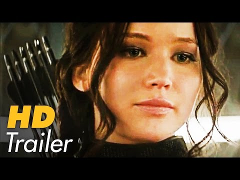 THE HUNGER GAMES: MOCKINGJAY PART 1 Official Trailer  [HD]