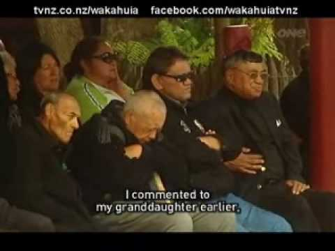 Part 1 of 3 The history of the love story between Turongo and Ruaputahanga