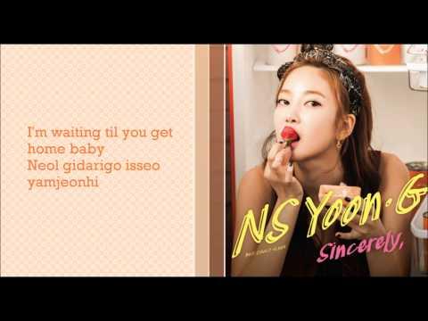 NS Yoon-G ft. MC Mong - Wifey (lyrics)