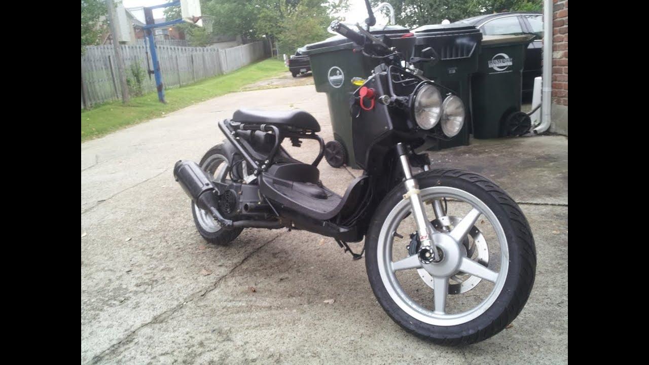163cc Honda Ruckus with 16
