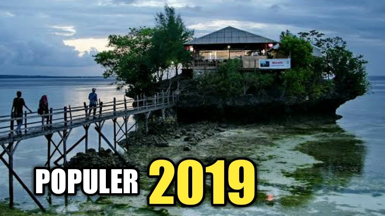 5 wisata populer di indonesia,yang Jadi Destinasi Favorit Wisatawan Asing