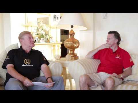 Steve McManaman Interview