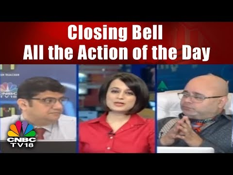 Closing Bell | All the Action of the Day | 8th Jan 2018 | CNBC TV18