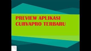 Aplikasi CurvaPro Aplikasi penjadwalan Kurva S dan Gantt Chart Otomatis
