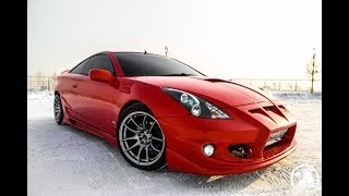 Как Облажалась Toyota, Toyota Celica 2zz-Ge