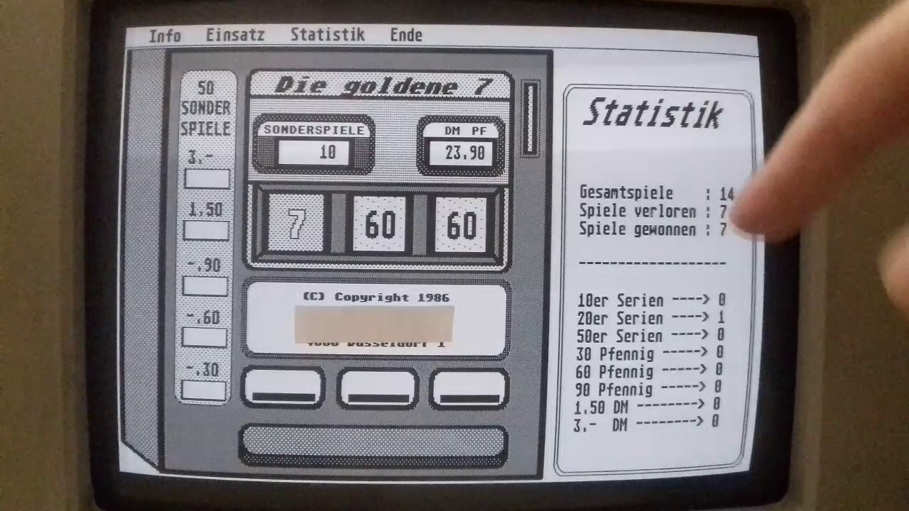 wie werden spielautomaten programmiert