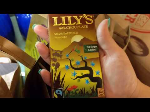Keto Trader Joe's Haul! + Lily's chocolate rny gastric bypass revision