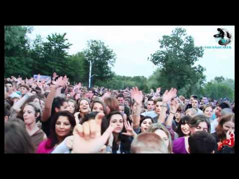 NRJ EXTRAVADANCE 2012 @ TRELAZE (49) Présenté Par NiKo ANGERS Filmé Par Justin Namara