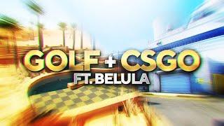 GOLF Y CSGO 2v2 CON MI NOVIA || STREAM #2
