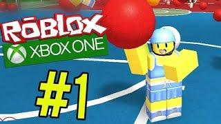 ROBLOX XBOX - Gameplay Walkthrough! Dodgeball, Natural Disaster, Speed Run 4 (Roblox XBOX ONE)