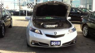 2012 Acura TL AWD Startup Engine & In Depth Tour