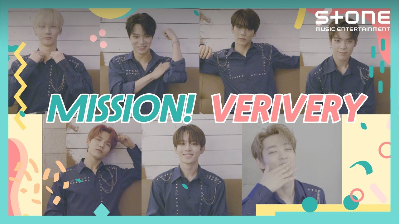 [Stone Music+] MISSION! VERIVERY|베리베리, Thunder