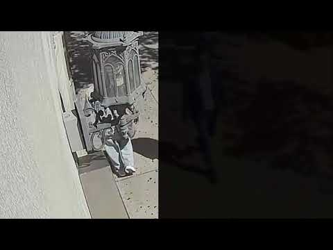 West Side Jewish Center Burglary