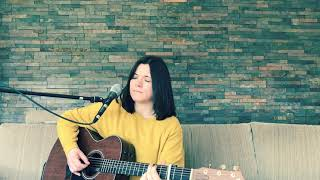"""""""Be Still"""" Live acoustic video. Original Song by Fiona Crow."""