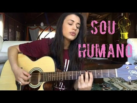 ISADORA POMPEO- Sou Humano (Cover Bruna Karla)