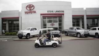 Big Steve Interrupts | Steve Landers Toyota in Little Rock, Arkansas